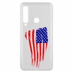 Чохол для Samsung A9 2018 Прапор США