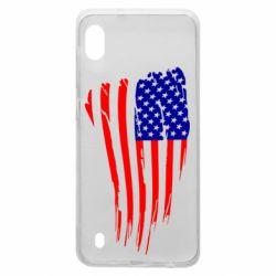 Чохол для Samsung A10 Прапор США