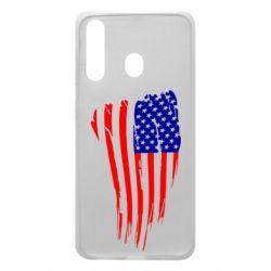Чохол для Samsung A60 Прапор США