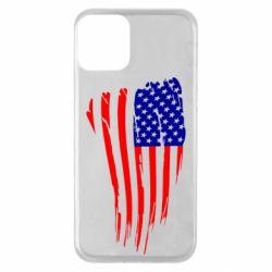 Чохол для iPhone 11 Прапор США
