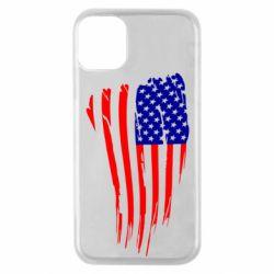 Чохол для iPhone 11 Pro Прапор США