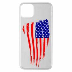 Чохол для iPhone 11 Pro Max Прапор США