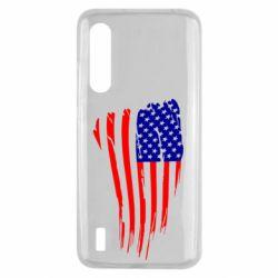 Чохол для Xiaomi Mi9 Lite Прапор США