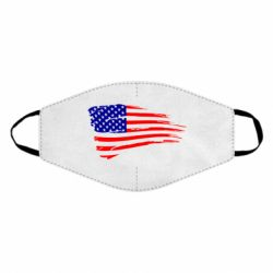 Маска для обличчя Прапор США