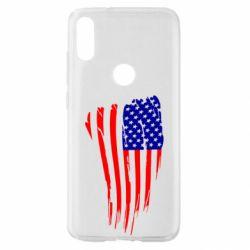 Чохол для Xiaomi Mi Play Прапор США