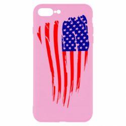 Чохол для iPhone 7 Plus Прапор США