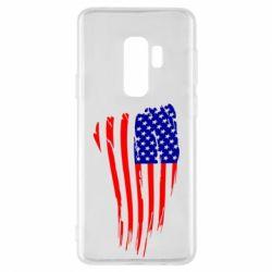 Чохол для Samsung S9+ Прапор США