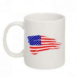 Кружка 320ml Флаг США - FatLine