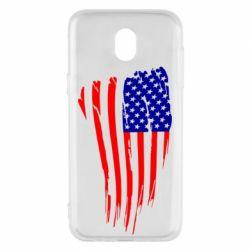 Чохол для Samsung J5 2017 Прапор США