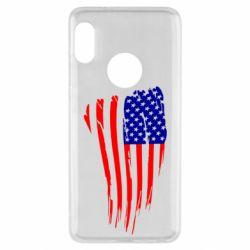 Чехол для Xiaomi Redmi Note 5 Флаг США