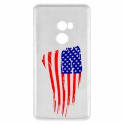 Чехол для Xiaomi Mi Mix 2 Флаг США