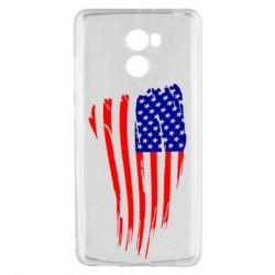 Чехол для Xiaomi Redmi 4 Флаг США