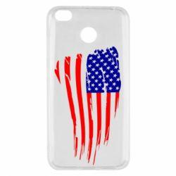 Чехол для Xiaomi Redmi 4x Флаг США