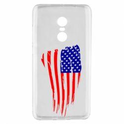 Чехол для Xiaomi Redmi Note 4 Флаг США