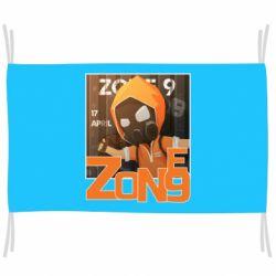 Прапор Standoff Zone 9