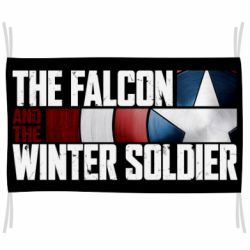 Прапор The Falcon and the Winter Soldier