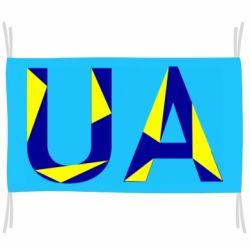 Флаг UA Ukraine