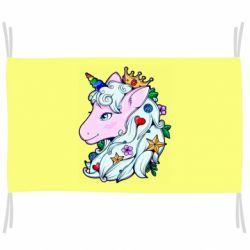 Прапор Unicorn Princess