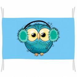 Флаг Winter owl