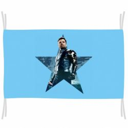 Прапор Winter Soldier Star