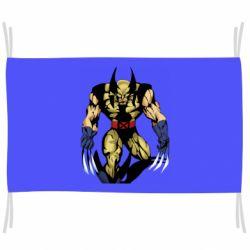 Прапор Wolverine comics