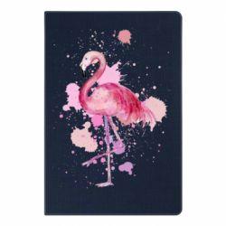 Блокнот А5 Flamingo pink and spray