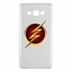 Чехол для Samsung A7 2015 Flash Logo Art - FatLine