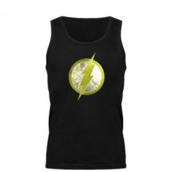 Мужская майка Flash Logo - FatLine