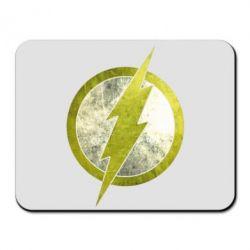 Коврик для мыши Flash Logo