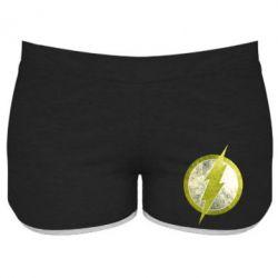 Женские шорты Flash Logo - FatLine