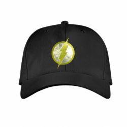 Детская кепка Flash Logo - FatLine