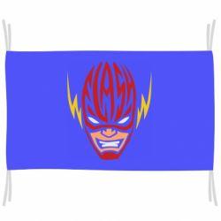 Флаг Flash Typography