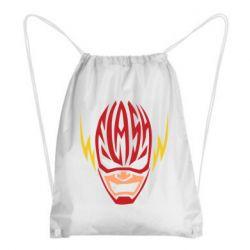Рюкзак-мешок Flash Typography