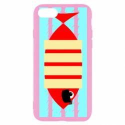 Чохол для iPhone 7 Flat fish
