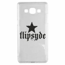 Чохол для Samsung A5 2015 Flipsyde