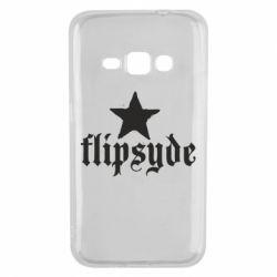Чохол для Samsung J1 2016 Flipsyde
