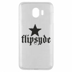 Чохол для Samsung J4 Flipsyde