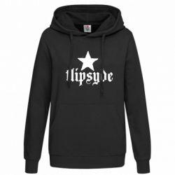 Толстовка жіноча Flipsyde