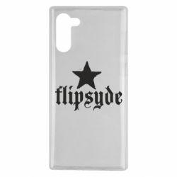 Чохол для Samsung Note 10 Flipsyde