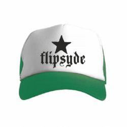 Дитяча кепка-тракер Flipsyde
