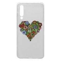 Чохол для Xiaomi Mi9 Flower heart