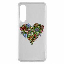 Чохол для Xiaomi Mi9 SE Flower heart