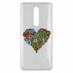 Чохол для Xiaomi Mi9T Flower heart