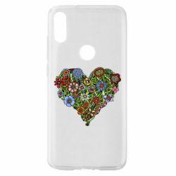 Чохол для Xiaomi Mi Play Flower heart