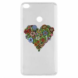 Чохол для Xiaomi Mi Max 2 Flower heart