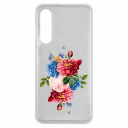Чохол для Xiaomi Mi9 SE Flowers and butterfly