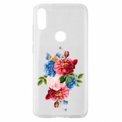 Чохол для Xiaomi Mi Play Flowers and butterfly