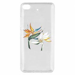 Чехол для Xiaomi Mi 5s Flowers art painting