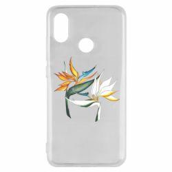 Чехол для Xiaomi Mi8 Flowers art painting
