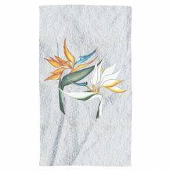 Полотенце Flowers art painting